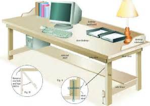 how to make a desk build a low cost desk diy earth news