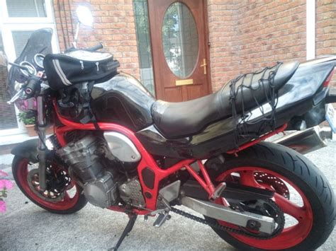 Suzuki Bandit 600 Black Suzuki Bandit 600 For Sale In Navan Meath From Tom76