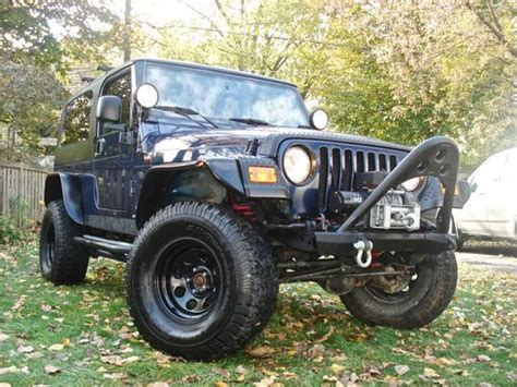 2005 jeep unlimited lifted sell used 2005 jeep wrangler lifted unlimited lwb hard top