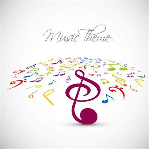 themes songs free download music theme background vector free download