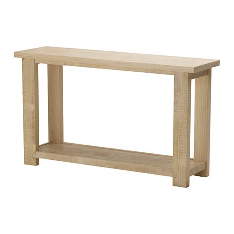 sofa table ikea rekarne console table ikea