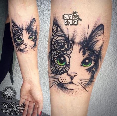 tattoo cat facebook 17 best ideas about cat tattoos on pinterest simple cat