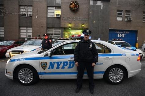 Arrest Records Nypd Car Of The Future Unveiled By New York Department