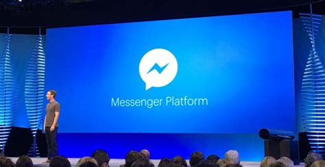 facebook questions officially launches facebook officially launches a chatbot api for messenger