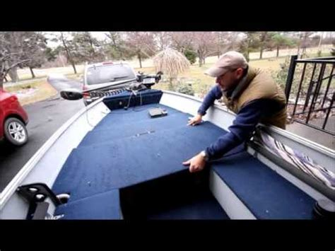 aluminum fishing boat setup how to upgrade your aluminum boat to a fishing machine