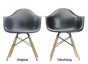 stuhl vitra nachbau eames chair original erkennen haus dekoration