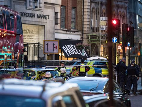 borough market attack for the british public the threat of terrorism isn t a