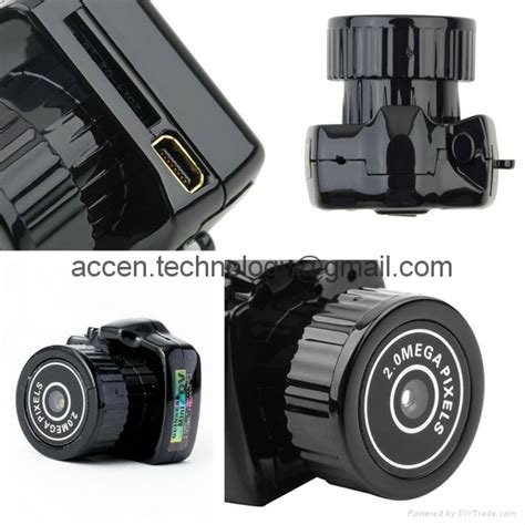 Mini Hd 2mp Y2000 y2000 2mp smallest mini dvr