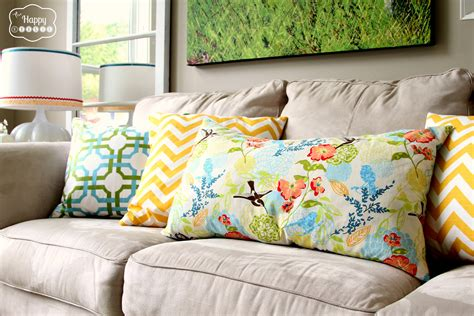 Diy Living Room Pillows Simple Speedy And Stuffed A Sewing Tutorial For Diy