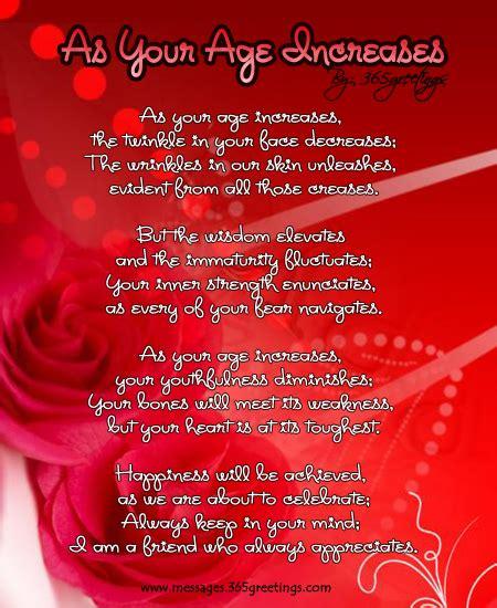 birthday poems birthday poems 365greetings