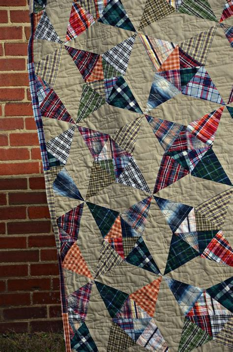 Plaid Patchwork Quilt - plaid quilt quilts a warm hug