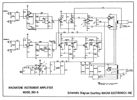 index of schematics s magnetone