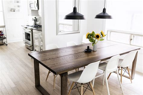 High Dining Room Tables house tour dining room happy grey lucky