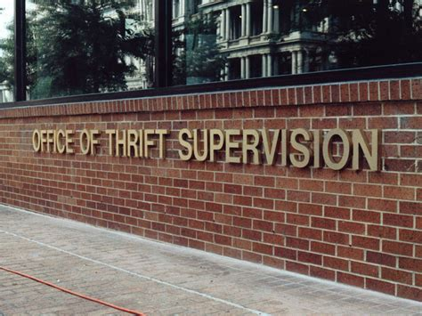Office Of Thrift Supervision by Bank Signs By Kerley Signs Inc Maryland Virginia
