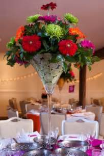 Ideas for your tall wedding centerpieces