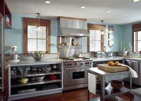 open lower kitchen cabinets vantage point contemporary kitchen boston by