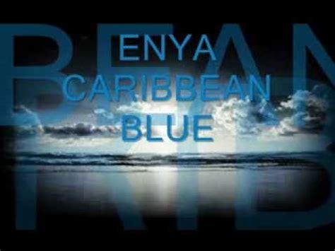 enya caribbean blue traduzione italiano