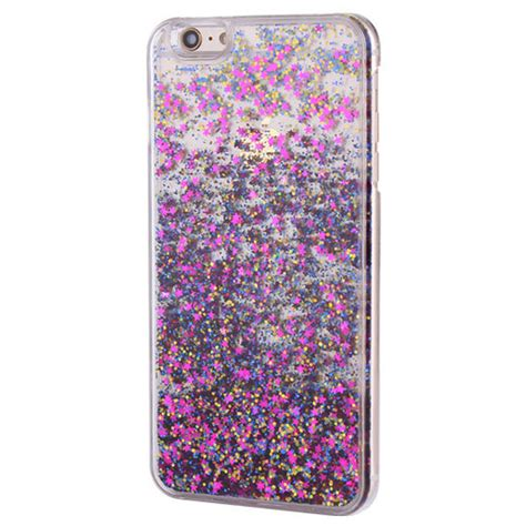 Water Glitter Iphonesamsungxiaomi sparkly bling water moving liquid glitter phone cover fits for iphone ebay