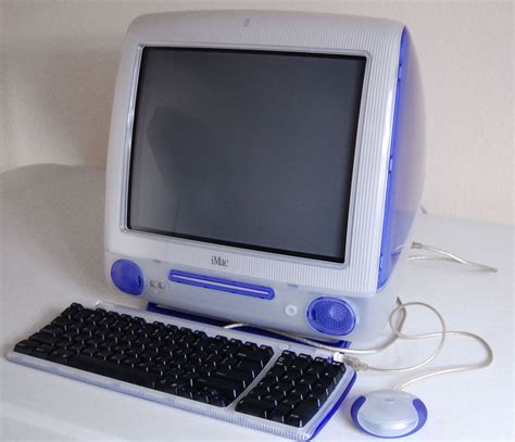 Laptop Apple Original image gallery imac g3