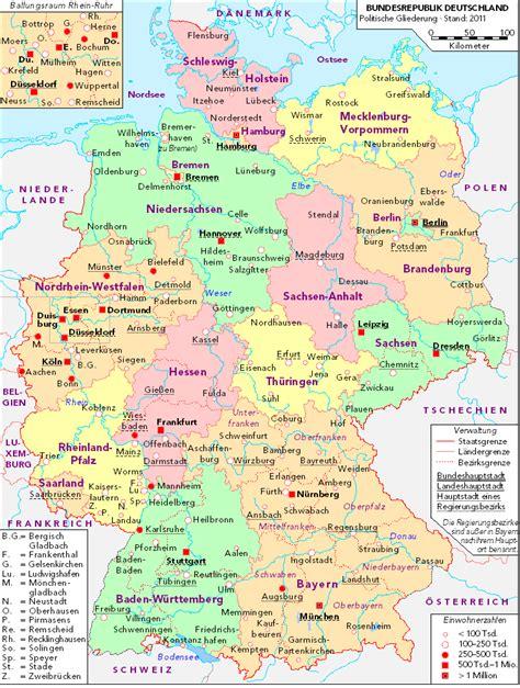 deutsche mappe deutschland reisef 252 hrer auf wikivoyage