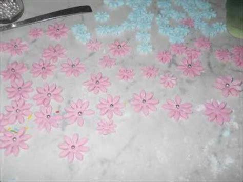 come fare fiori pasta di zucchero fiori di pasta di zucchero
