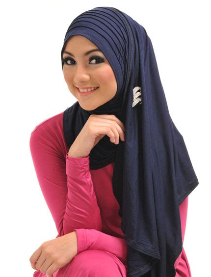tutorial hijab pashmina model syar i style jilbab terbaru newhairstylesformen2014 com