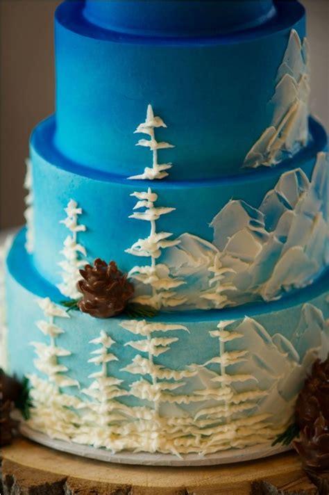 Wedding Cake Mountain by Pin Mountain Climber Wedding Cake Cake On