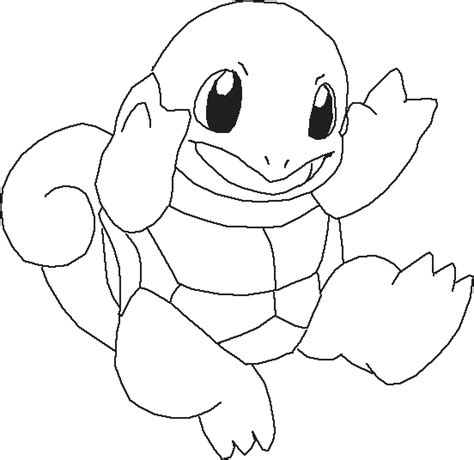 pokemon coloring pages squirtle www imgkid com the