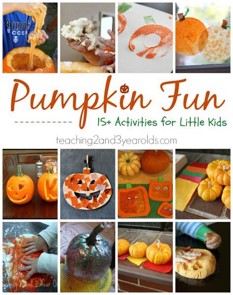 pumpkin activities pumpkin activities for