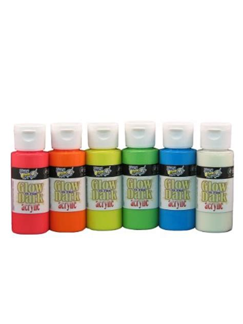 handy acrylic paint reviews best glow in the paints 2016 top 10 glow in the