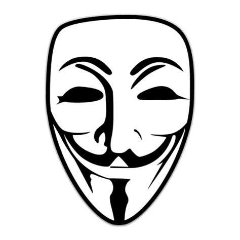 boat without mask clipart guy fawkes masks clipart clipground