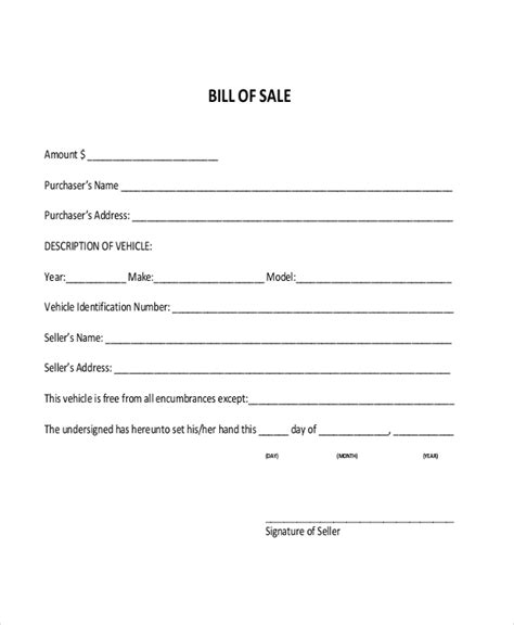 baldwin county boat bill of sale alabama bill of sale for utility trailer archives