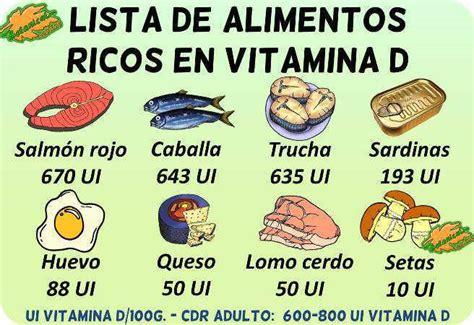 alimento vitamina d alimentos altos en vitaminas pictures to pin on