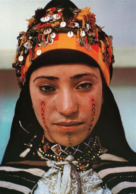 berber tattoos berber traditional dress amazigh