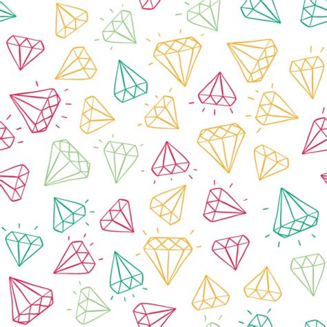 diamond pattern vector ai coloured diamonds pattern design vector premium download