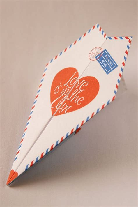 paper airplane valentines airplanes anniversary cards and anniversaries on