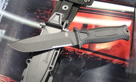 arm knife sheath gerber strongarm fixed blade knife thinblueflorida