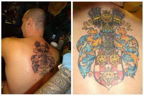 croatian tattoo designs croatian coat arms dalmatian 5420773 171 top tattoos