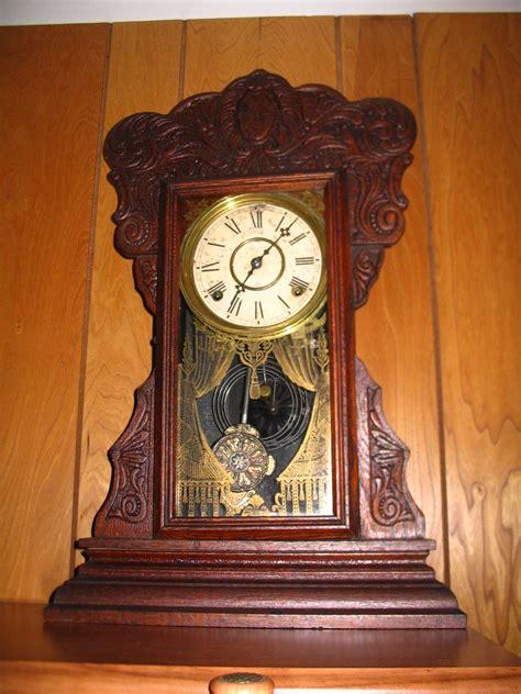 Gilbert Kitchen Clock by My Gilbert Kitchen Shelf Clock Collectors Weekly
