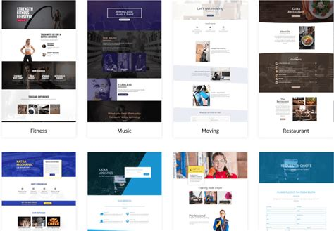 10 Best Elementor Wordpress Themes And Templates 2019 Athemes Free Elementor Templates