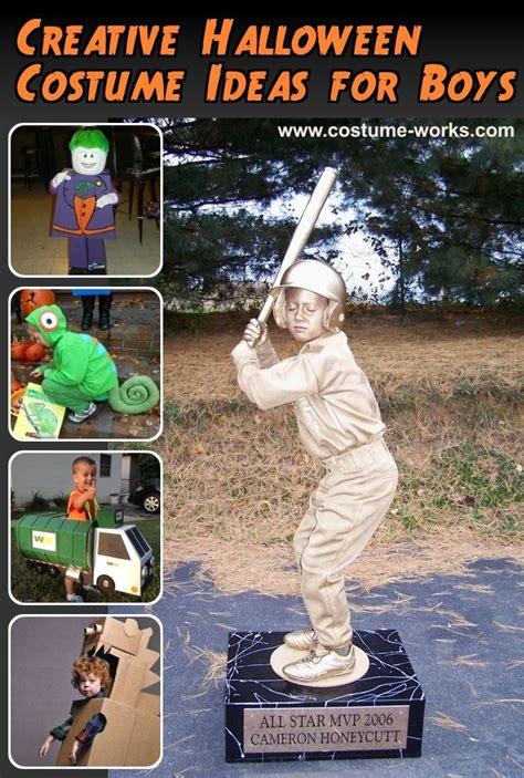 30 Best Creative Ideas For costume ideas for boys