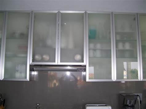 frosted glass for kitchen cabinets frosted glass kitchen cabinets house decor ideas
