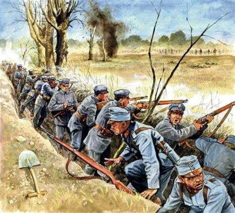 pinturas de guerra pinturas de la gran guerra 1914 1918 world war i infantry posts