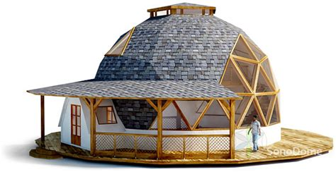Geodome House Plans Geodesic Dome Structures