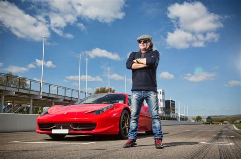 7 Cars For That Rock by Ac Dc Lead Singer Brian Johnson Drive Motor