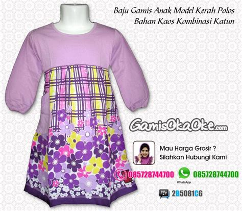 Celemek Anak Bahan Mdl Baju 44x9x33 17 best images about baju gamis anak oka oke bahan kaos on models and abstract