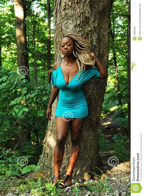 0008288607 the girl in the woods girl in the woods stock image image of colorful