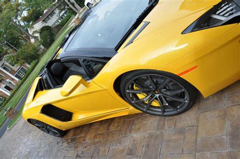 2014 Lamborghini Aventador Lp700 Roadster for sale