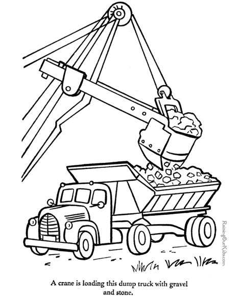 truck color by number coloring pages truck picture to color 008