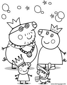 print coloring pages peppa pig coloring pages printable